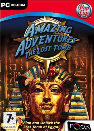 Descargar Amazing Adventures The Lost Tomb [English] por Torrent